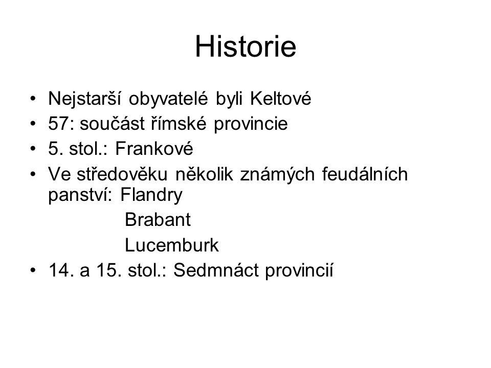 Historie Nejstarší obyvatelé byli Keltové 57: součást římské provincie