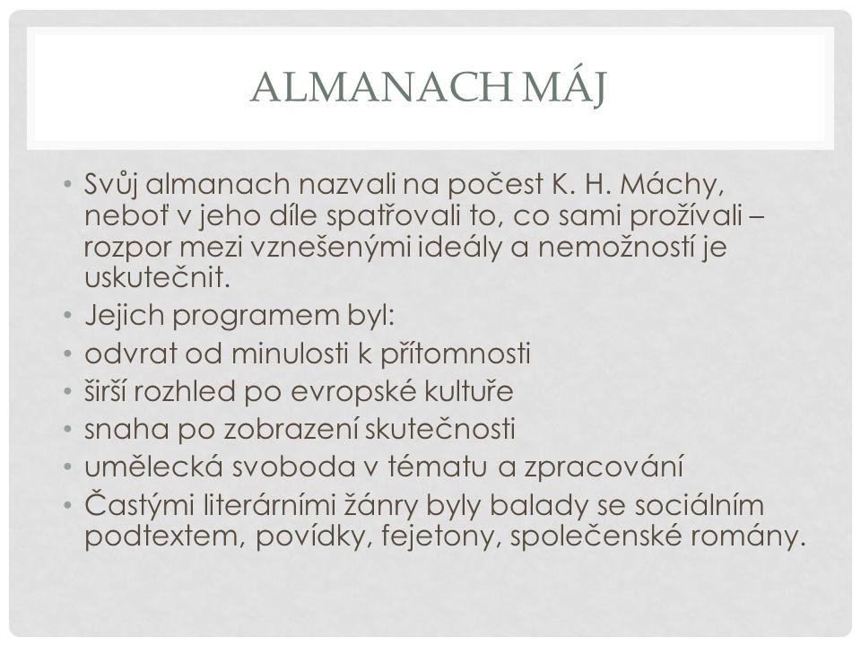 Almanach Máj