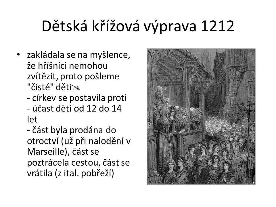 Dětská křížová výprava 1212
