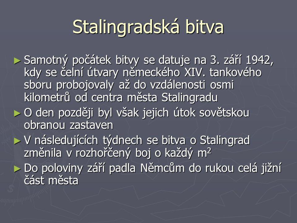 Stalingradská bitva