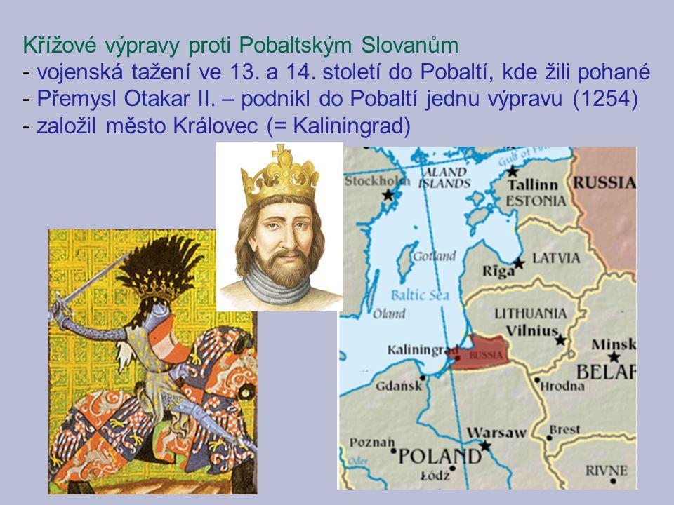 Křížové výpravy proti Pobaltským Slovanům