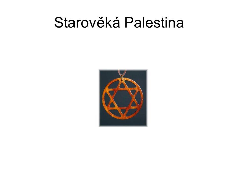 Starověká Palestina