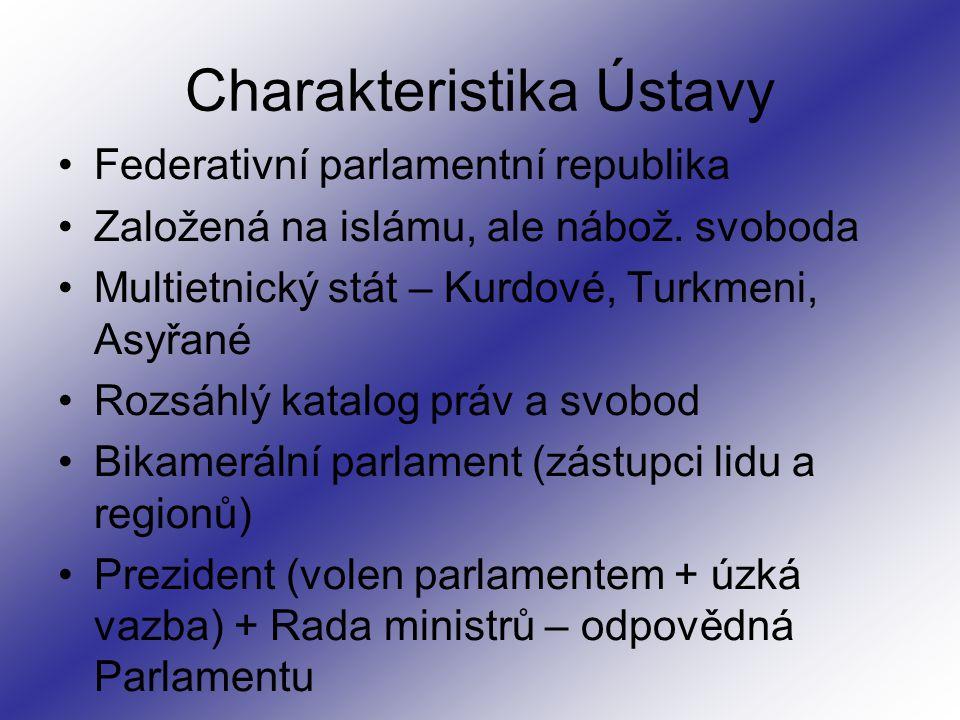 Charakteristika Ústavy