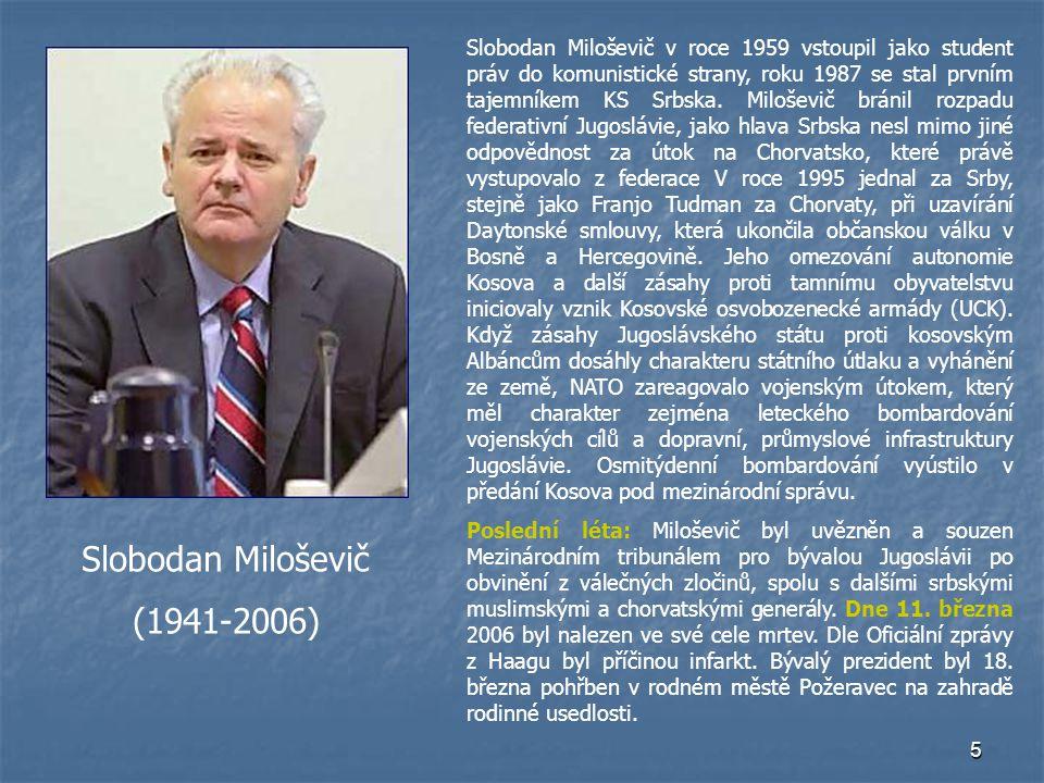 Slobodan Miloševič (1941-2006)