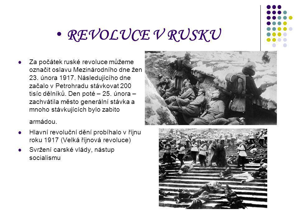 REVOLUCE V RUSKU