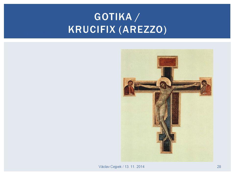 Gotika / krucifix (Arezzo)
