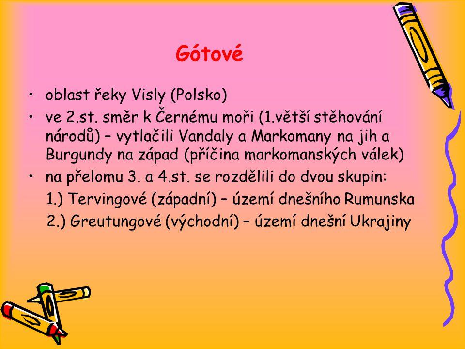 Gótové oblast řeky Visly (Polsko)