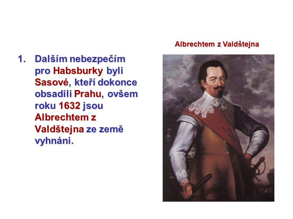 Albrechtem z Valdštejna