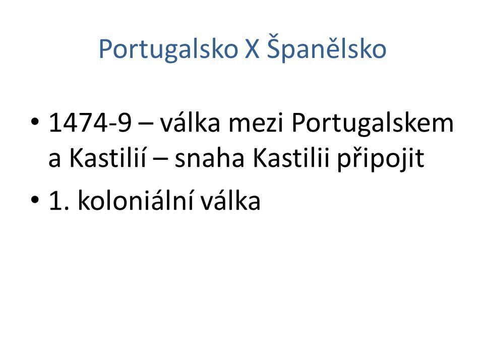 Portugalsko X Španělsko