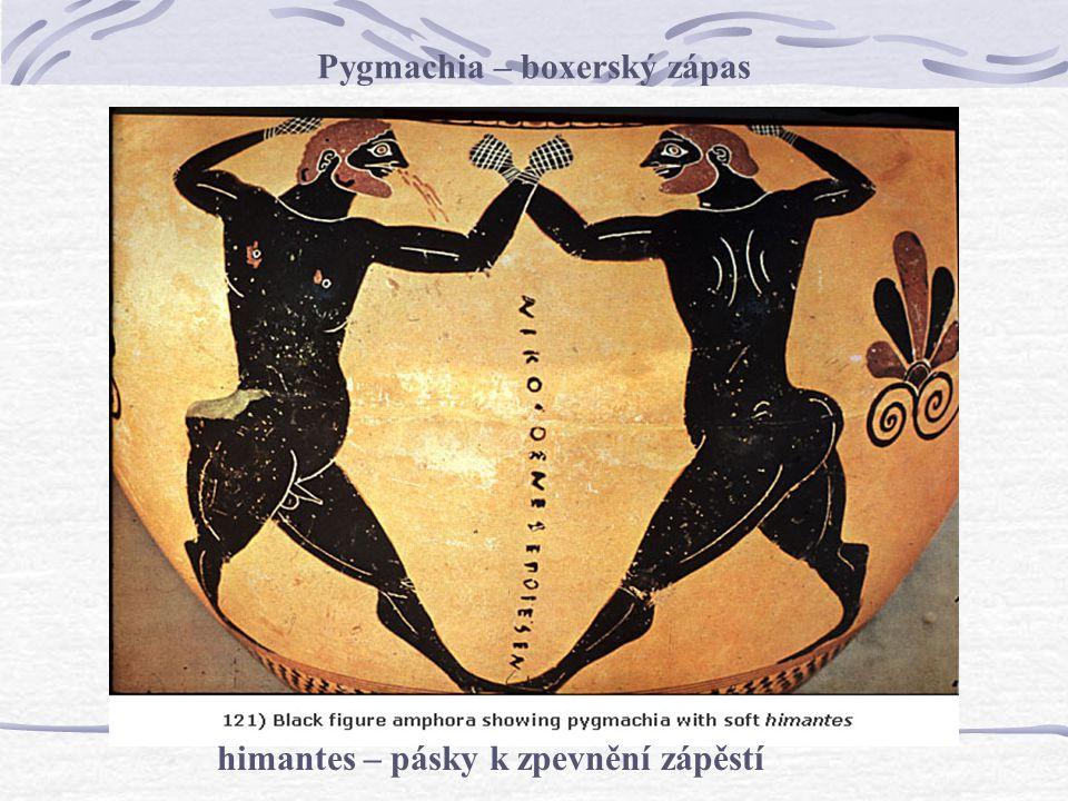 Pygmachia – boxerský zápas