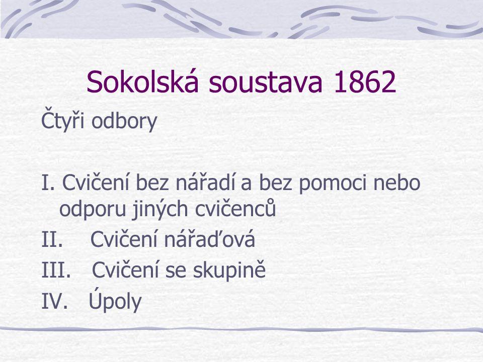 Sokolská soustava 1862
