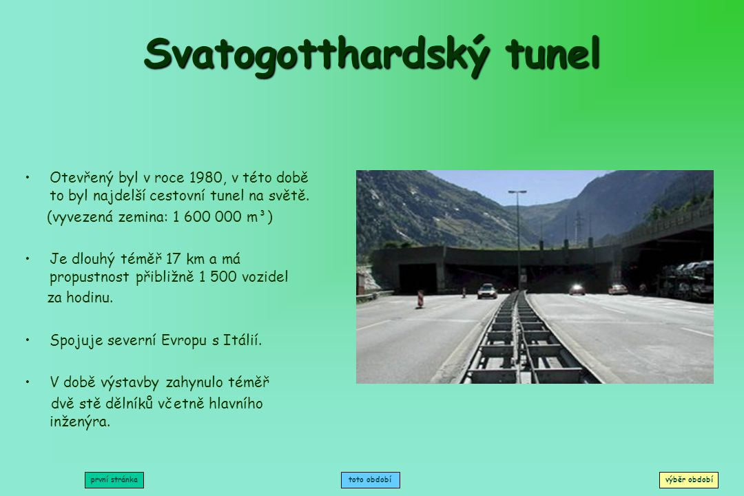 Svatogotthardský tunel