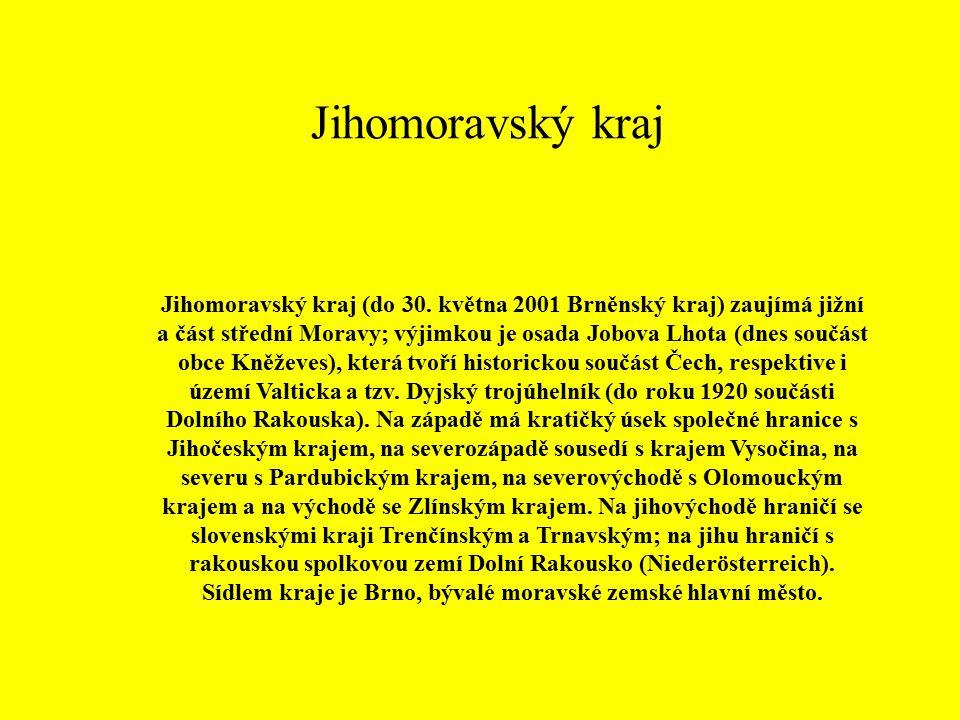 Jihomoravský kraj
