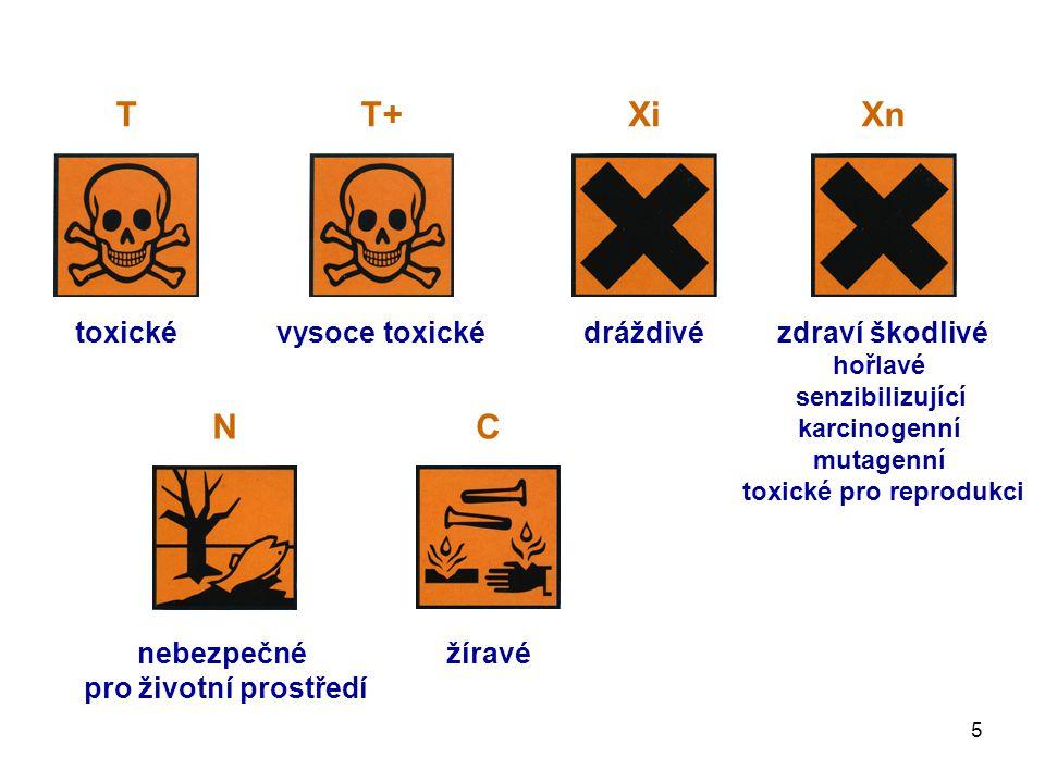 toxické pro reprodukci