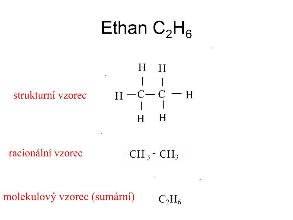 Ethan C2H6