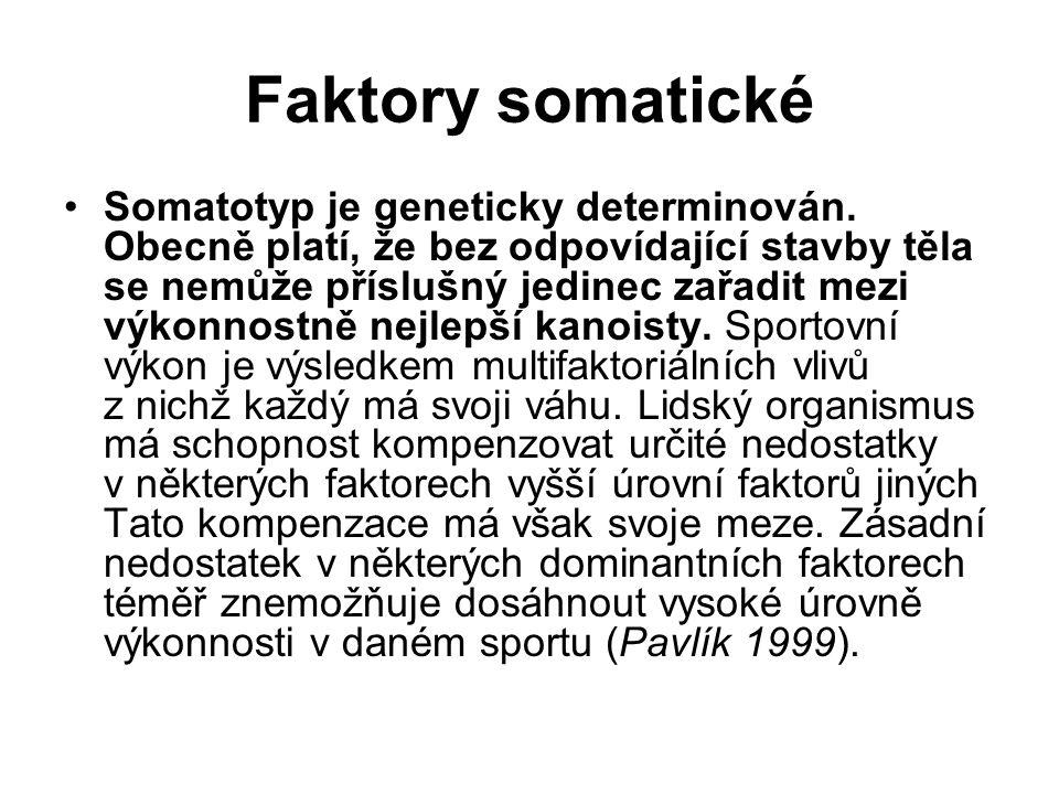 Faktory somatické