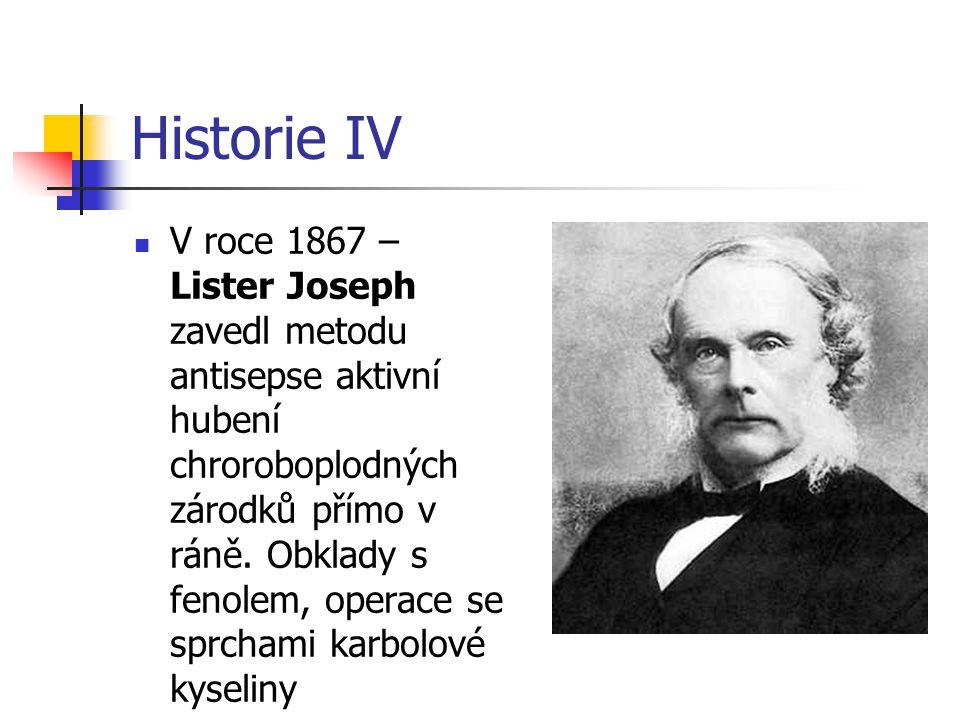 Historie IV