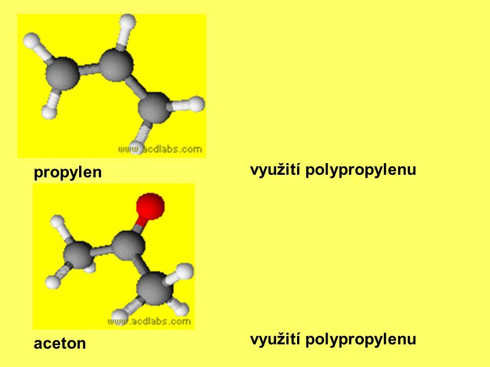 propylen využití polypropylenu využití polypropylenu aceton
