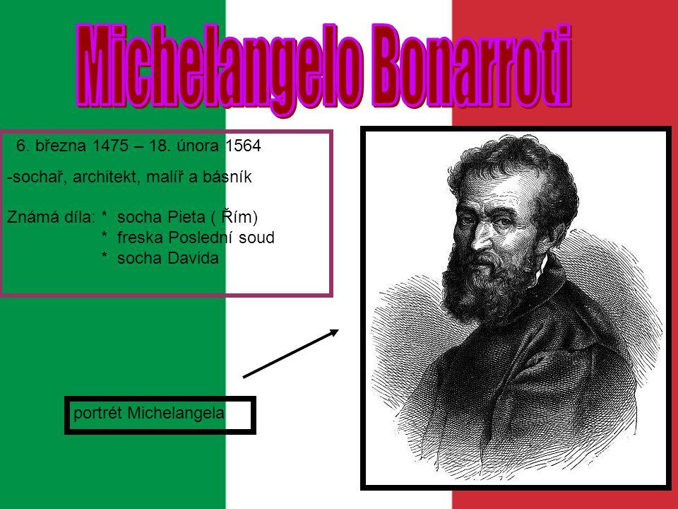 Michelangelo Bonarroti