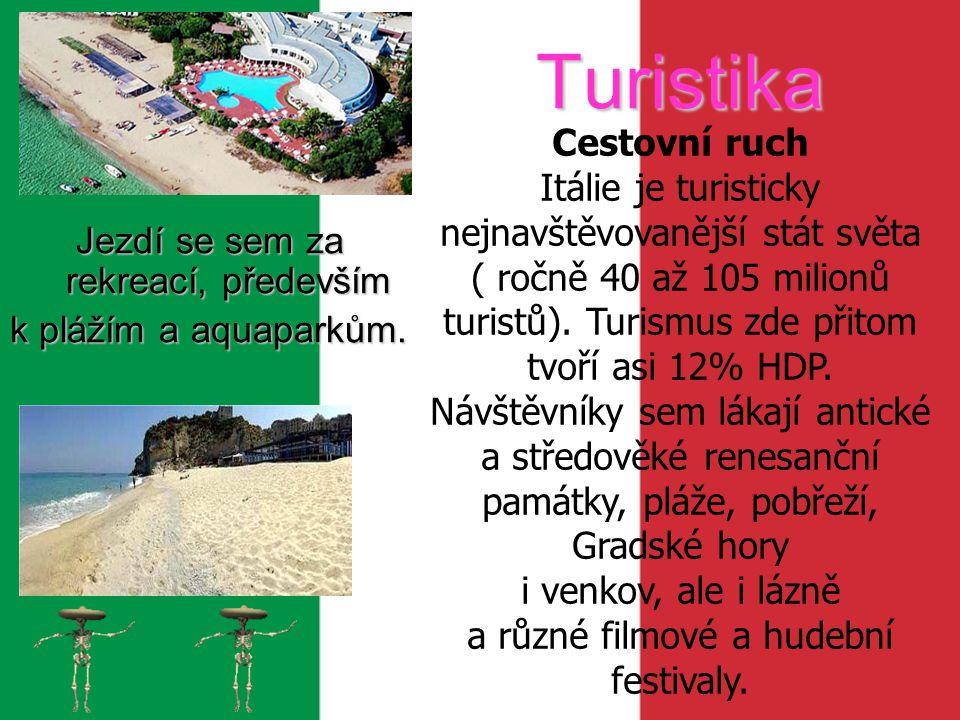 Turistika Cestovní ruch