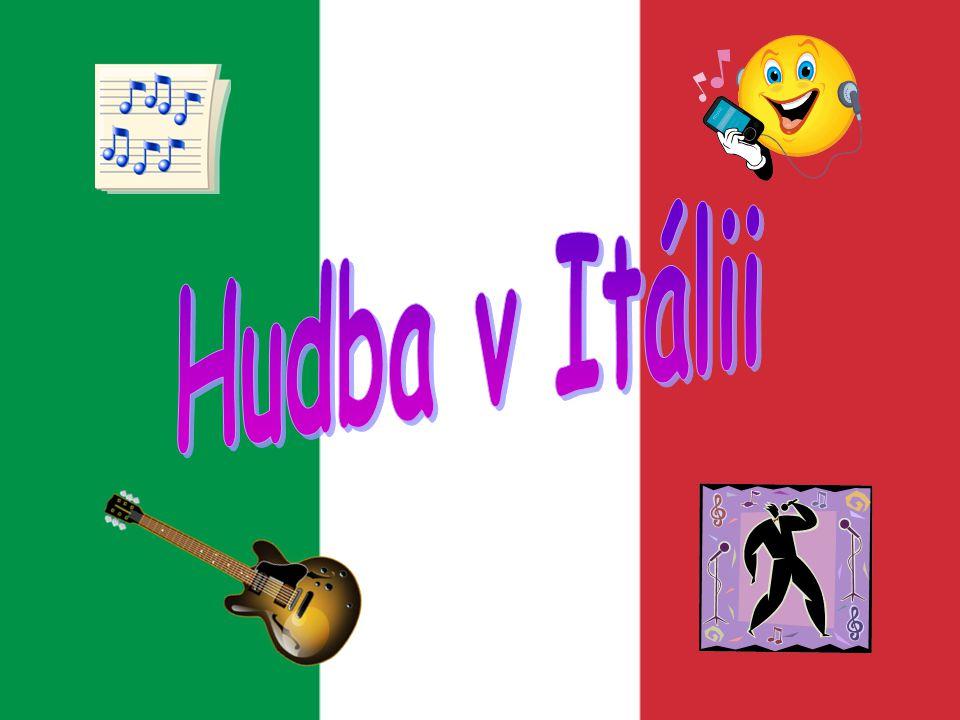 Hudba v Itálii