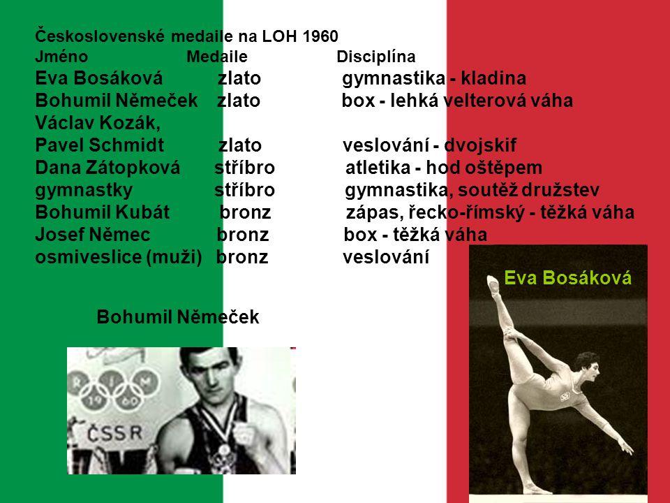 Eva Bosáková zlato gymnastika - kladina