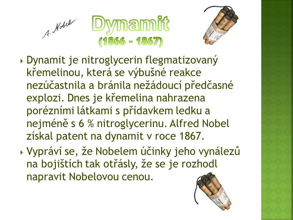 Dynamit (1866 - 1867)