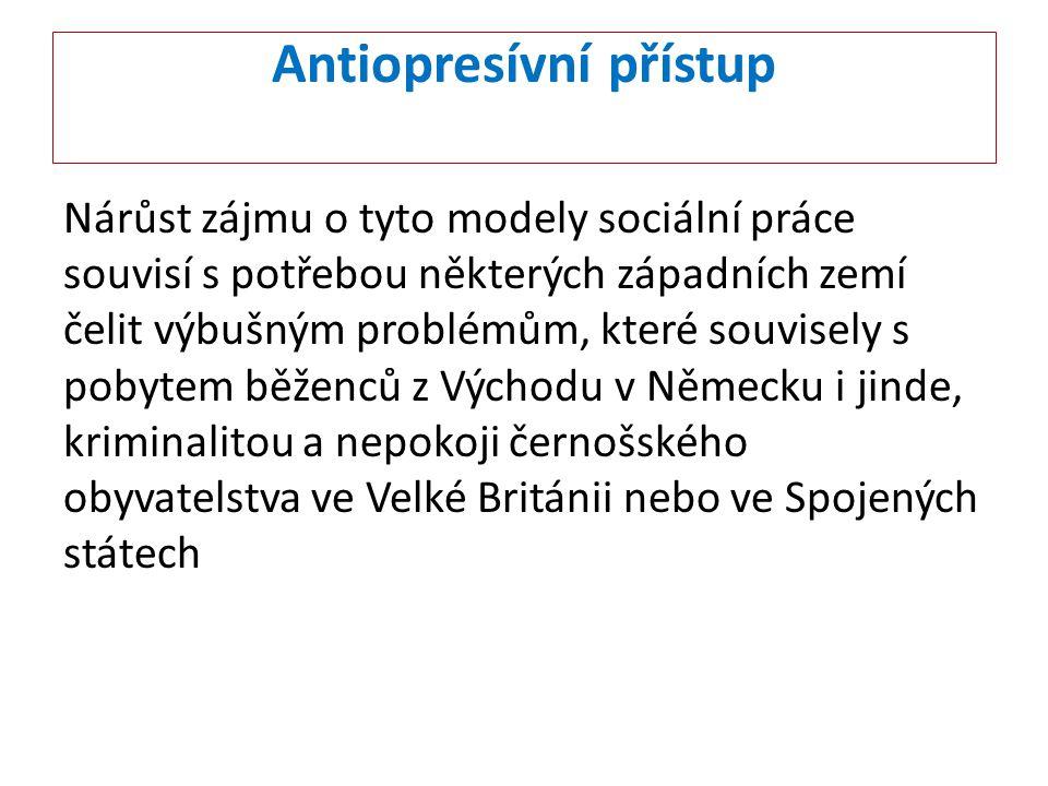 Antiopresívní přístup