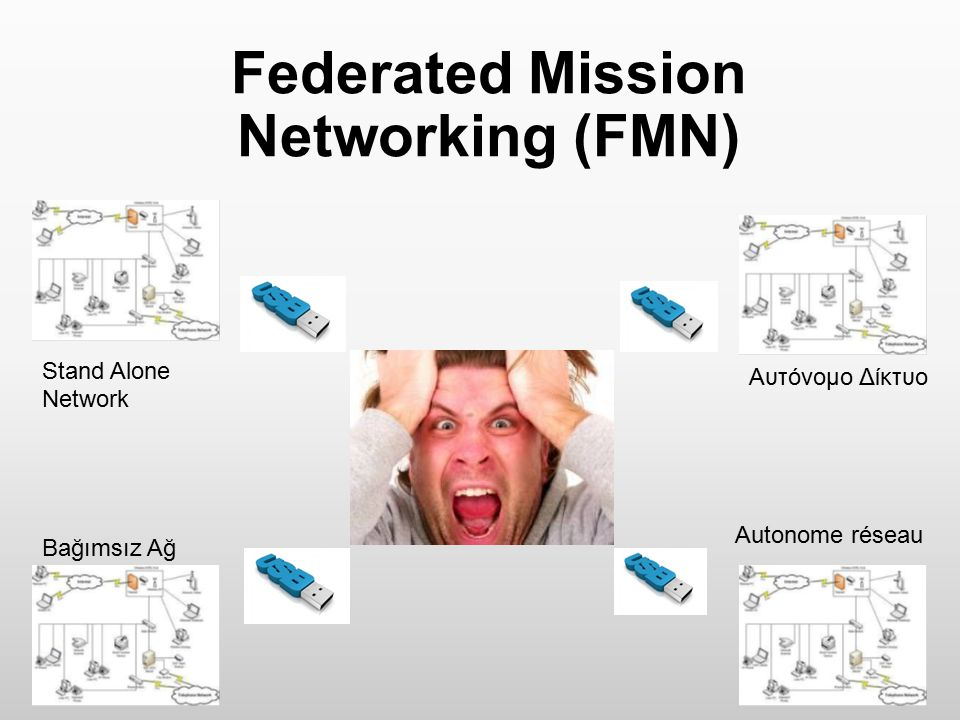 Federated Mission Networking (FMN)
