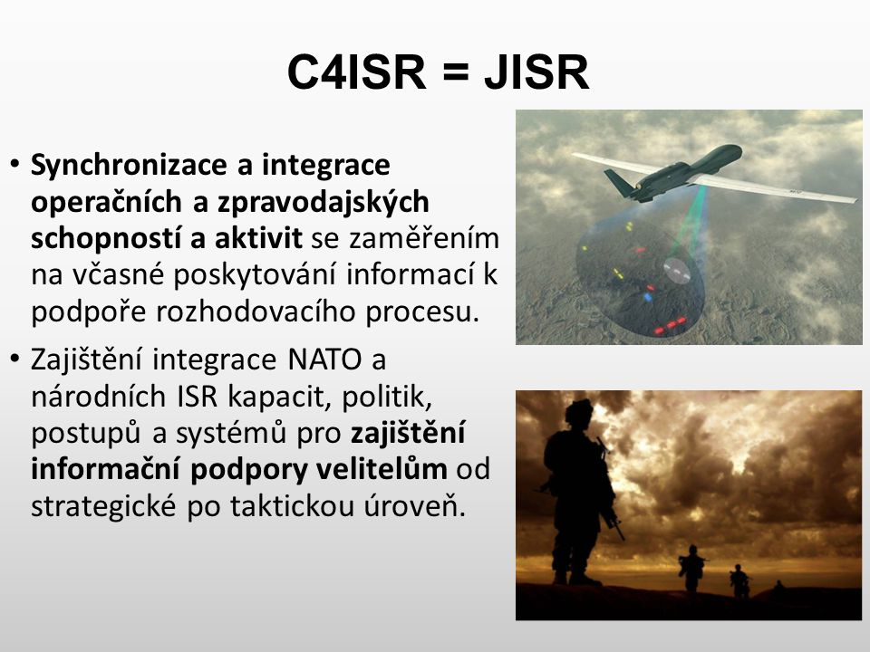 C4ISR = JISR