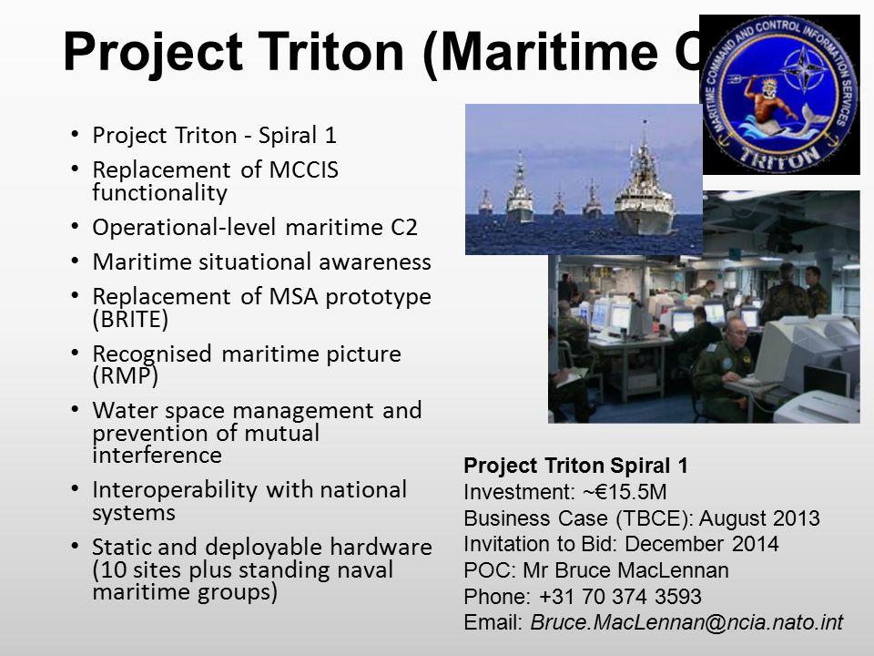 Project Triton (Maritime C2)