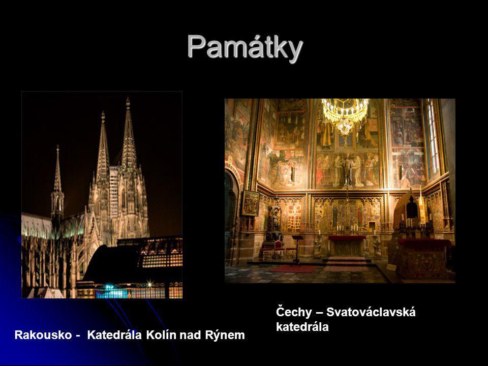 Památky Čechy – Svatováclavská katedrála
