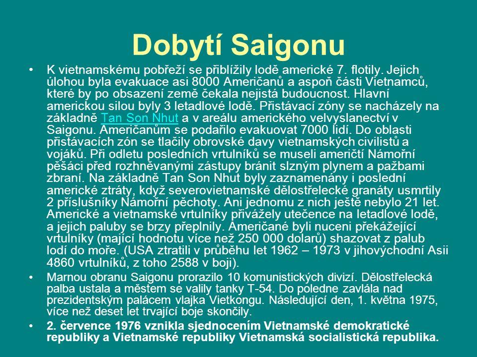 Dobytí Saigonu