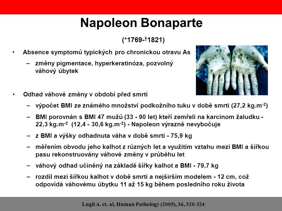 Napoleon Bonaparte (*1769-†1821)