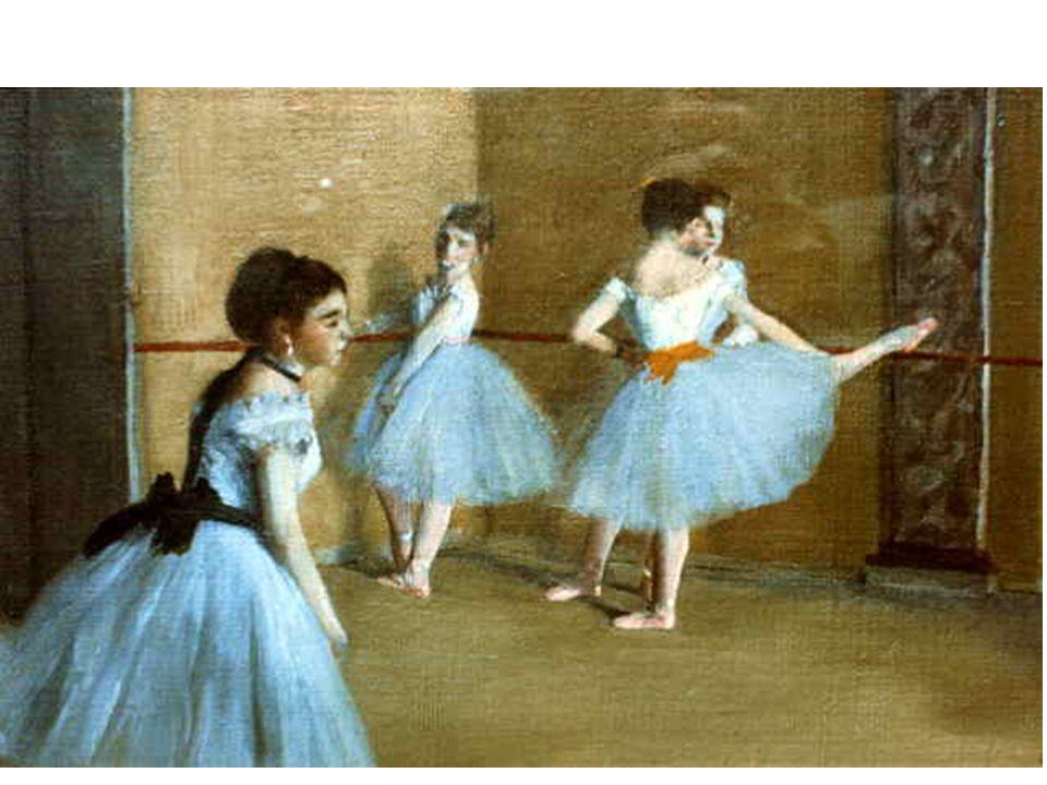 Tanečnice v Opeře