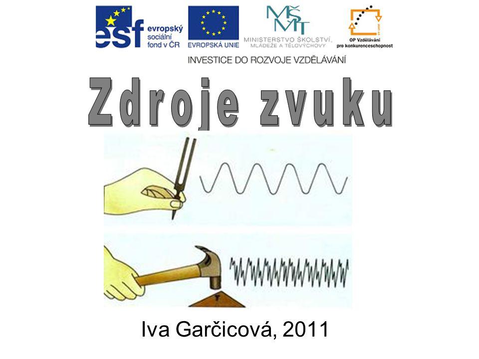 Zdroje zvuku Iva Garčicová, 2011 1