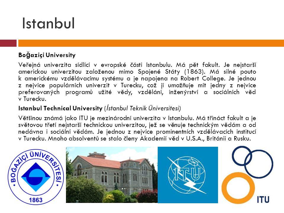 Istanbul Boğaziçi University