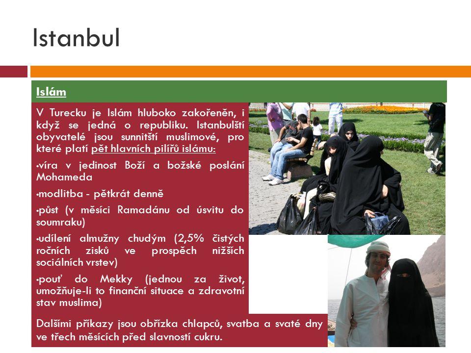 Istanbul Islám.
