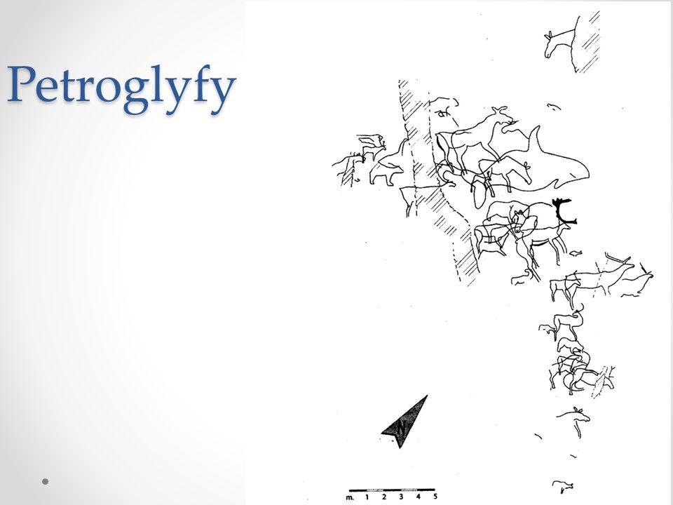 Petroglyfy
