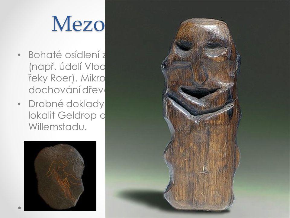 Mezolit v Beneluxu