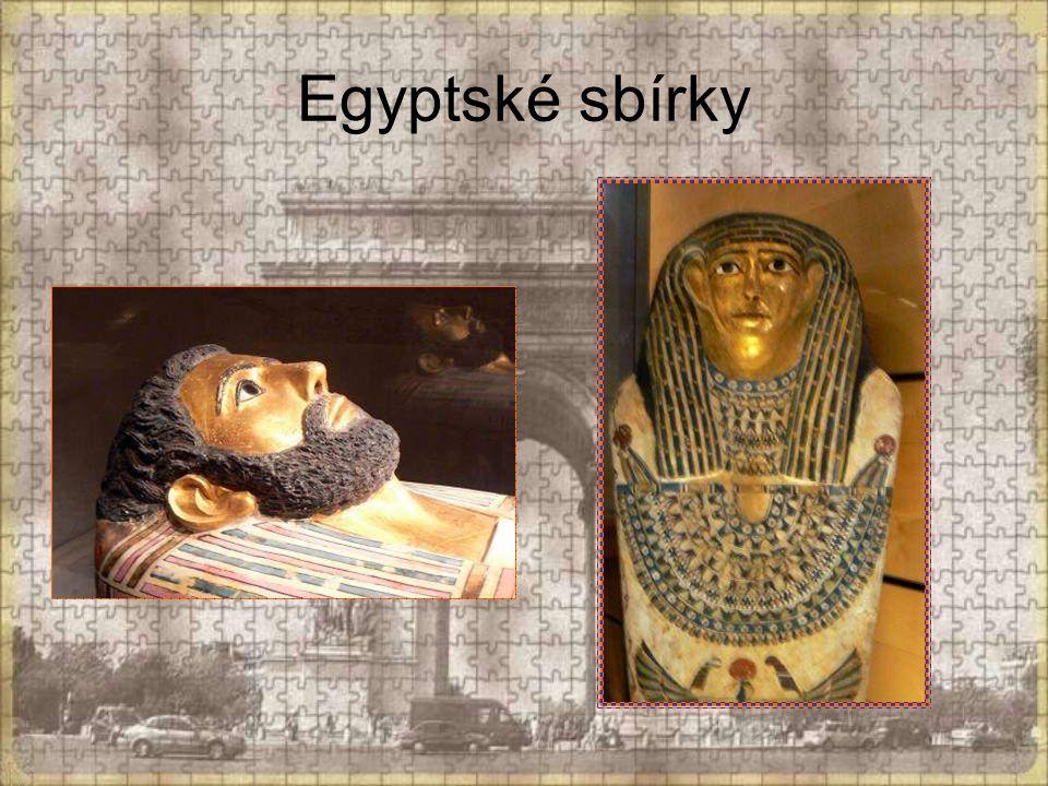 Egyptské sbírky