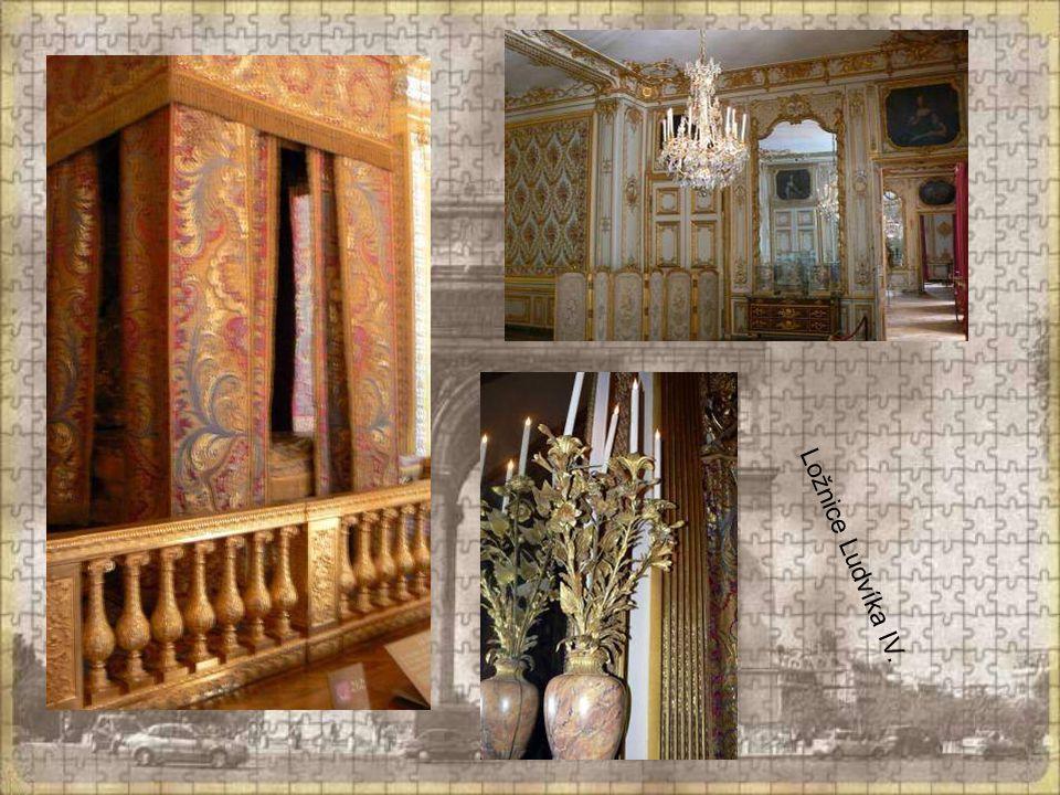 Ložnice Ludvíka IV.