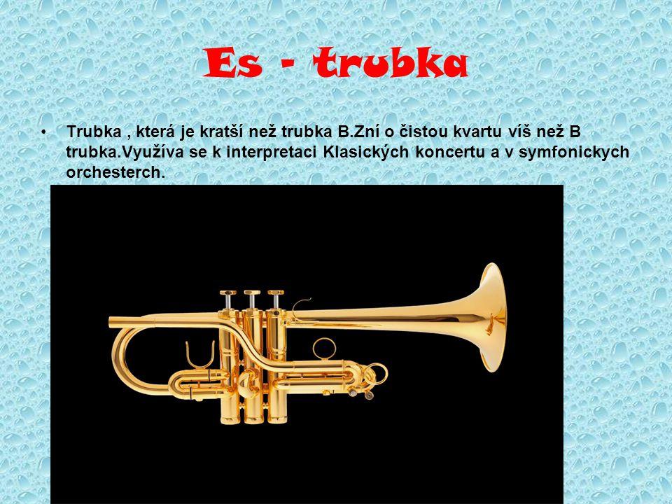 Es - trubka