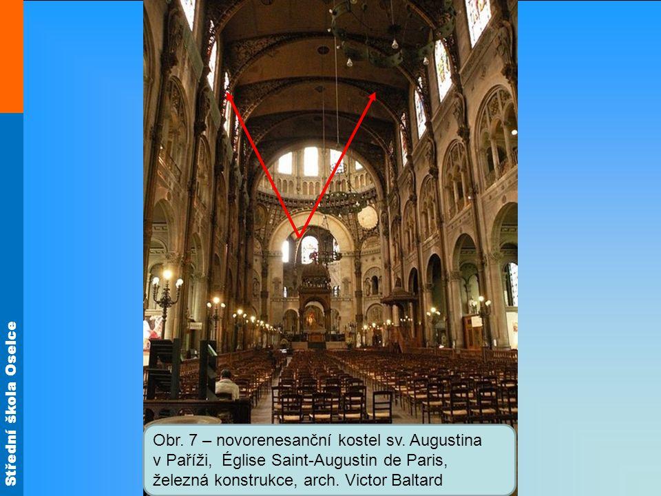 Obr. 7 – novorenesanční kostel sv