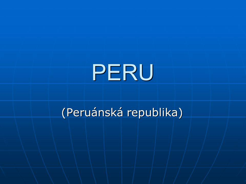 (Peruánská republika)