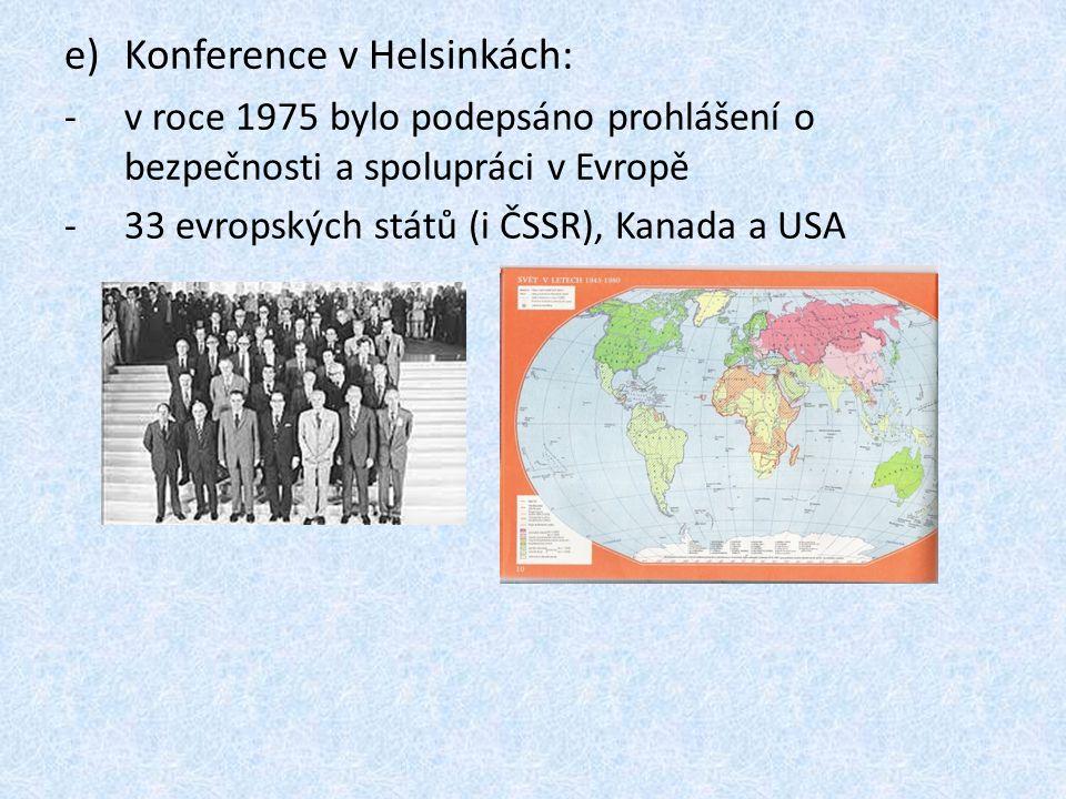 Konference v Helsinkách: