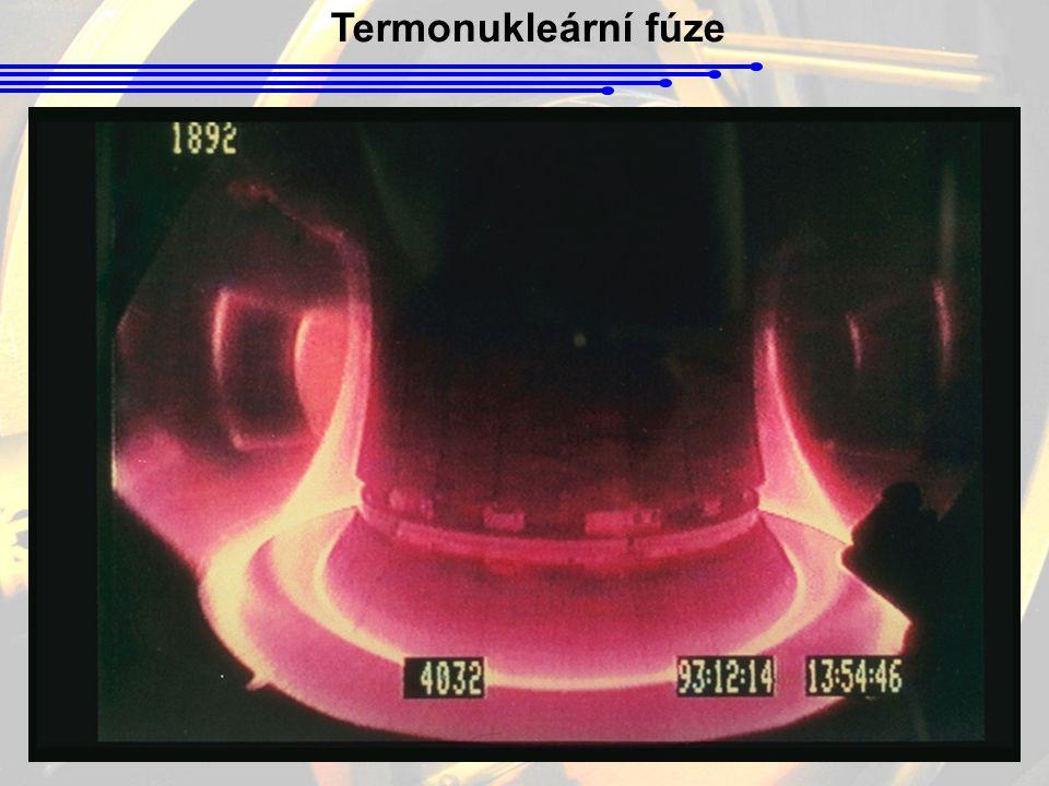 Termonukleární fúze