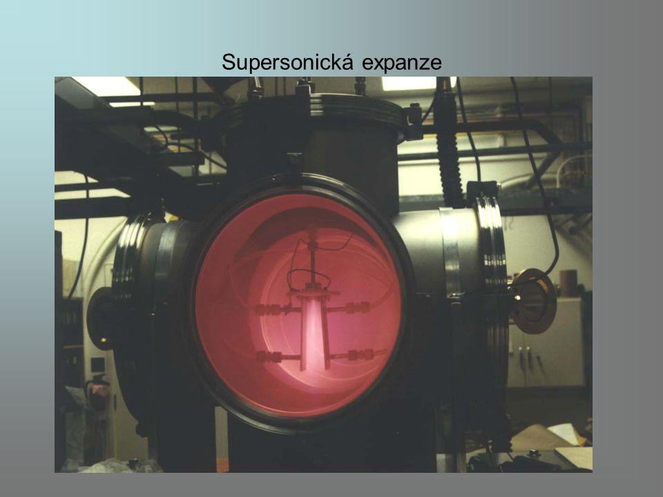 Supersonická expanze
