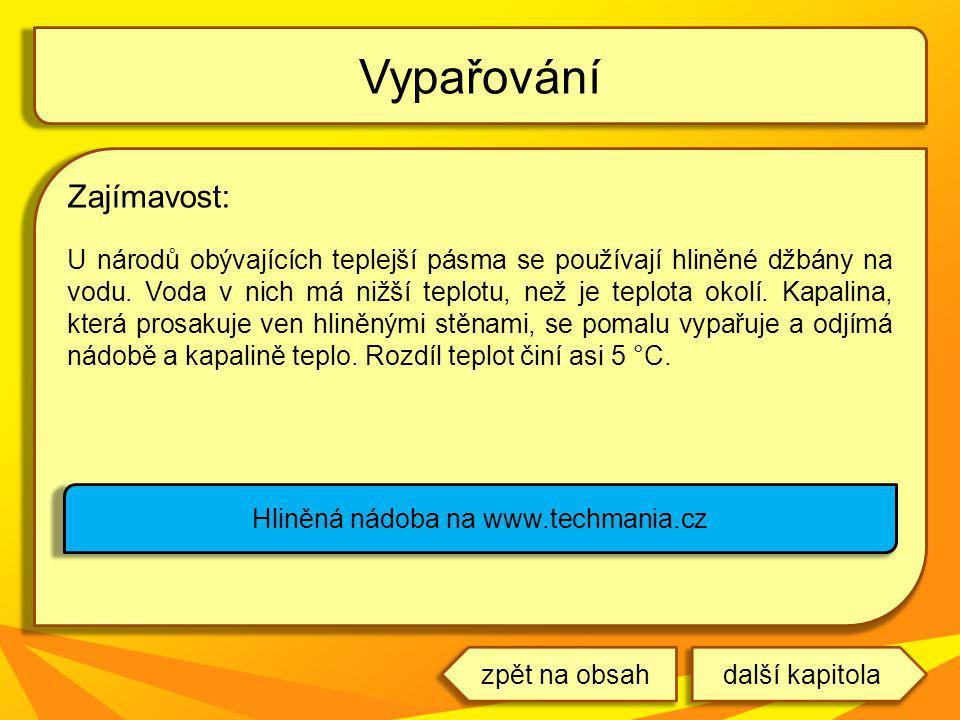 Hliněná nádoba na www.techmania.cz