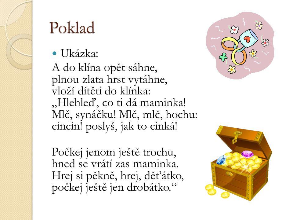 Poklad Ukázka: